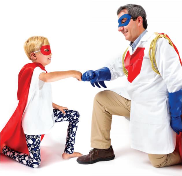 superhero doc